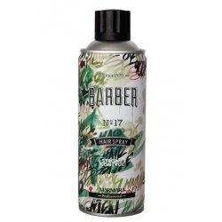 Marmara Hair Spray Strong - pánsky lak na vlasy, 400 ml