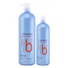 Broaer Nourishing šampón - výživný šampón na poškodené vlasy
