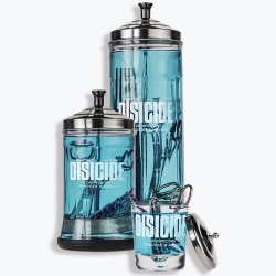 DISICIDE GLASS JAR - nádoba na dezinfekci nástrojů