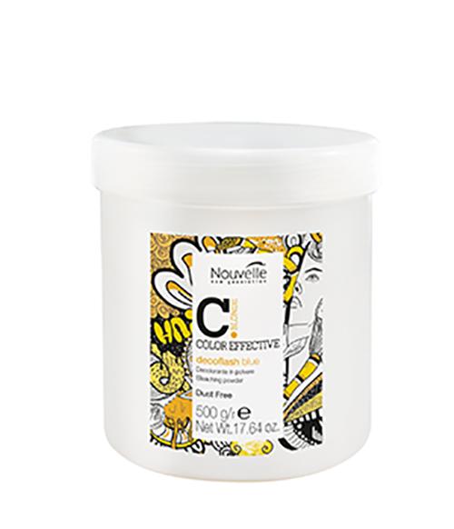 NOUVELLE X-CHROMATIC BLEACHING POWDER - práškový melír, 500 g