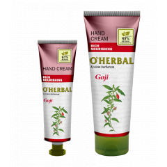 O`Herbal Goji - krém na ruky goji