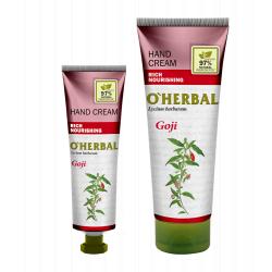 O`Herbal Goji - krém na ruce goji