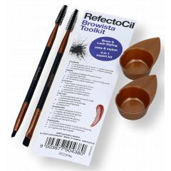RefectoCil Browista Toolkit - aplikačná sada na mihalnice a obočie