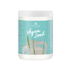 Kallos VEGAN SOUL volumizing mask - objemová maska na vlasy 100% vegan