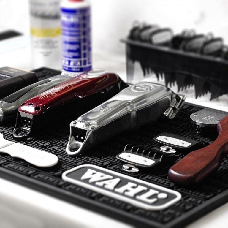 Wahl Barbers Tool Mat - gumová podložka pod nástroje