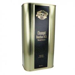 Captain Cook Bourbon Shampoo - šampón pre mužov v plechovom obale, 5000ml