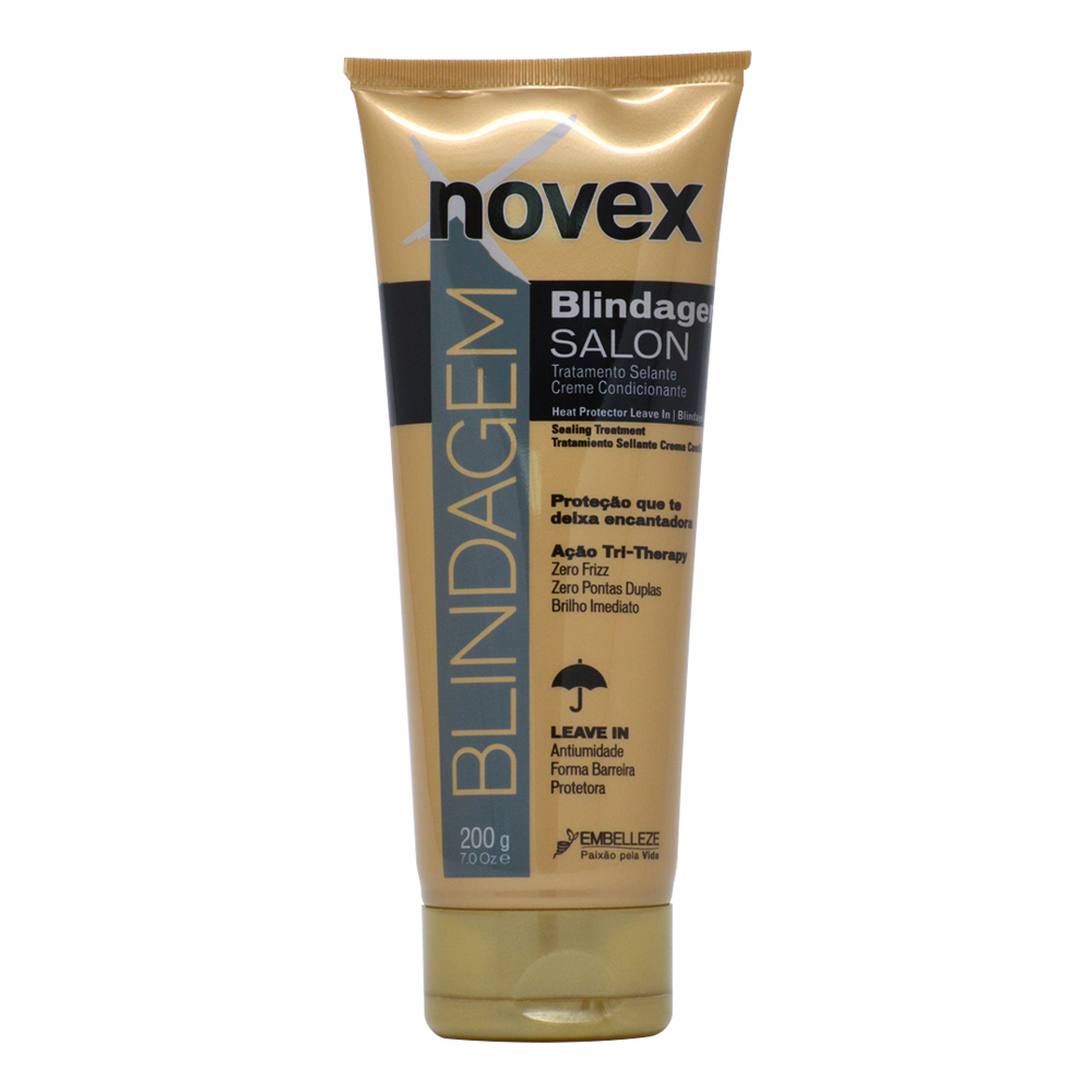 ​Novex Brazilian Keratin Capillary Leave-in Treatment - kondicionér na vlasy s keratinem