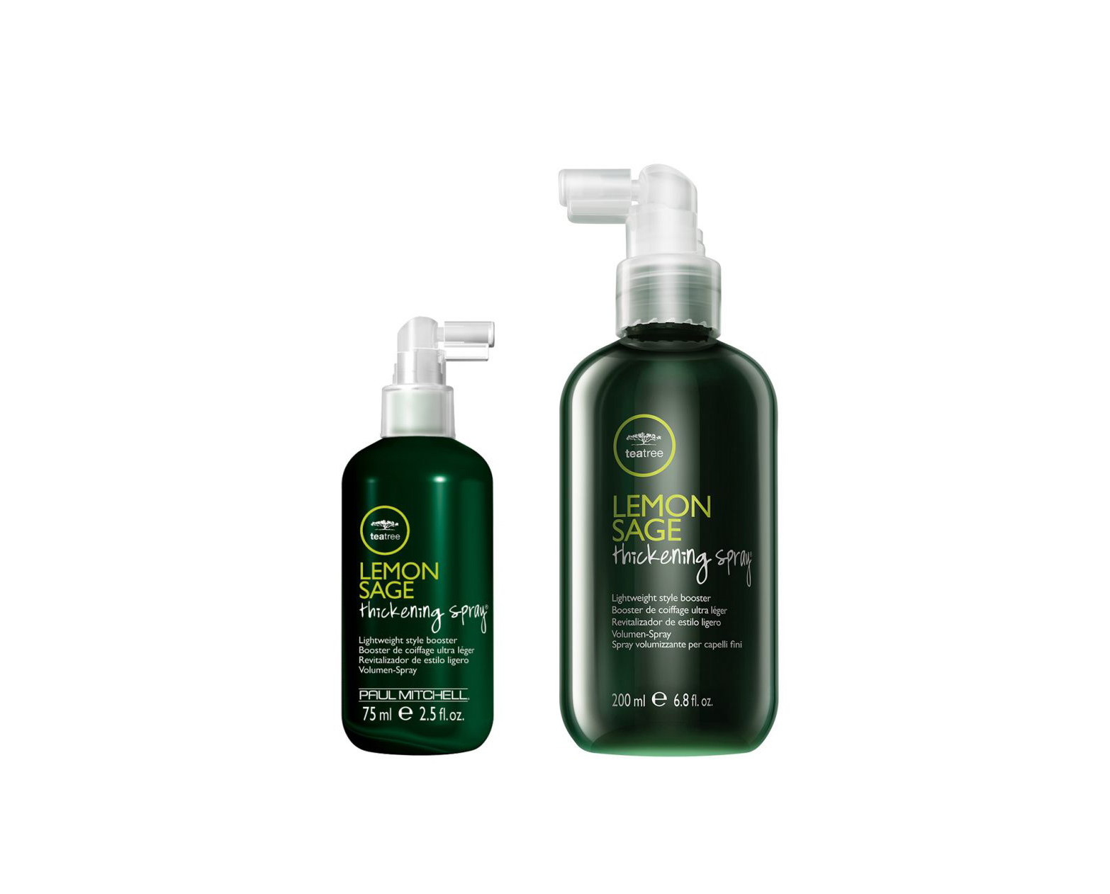 Paul Mitchell Tea Tree Lemon Sage Thickening Spray - bezoplachový objemový kondicionér v spreji