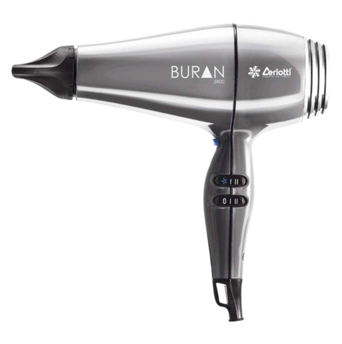 Ceriotti BURAN TOURMALINE 3800 - profesionálny fén na vlasy