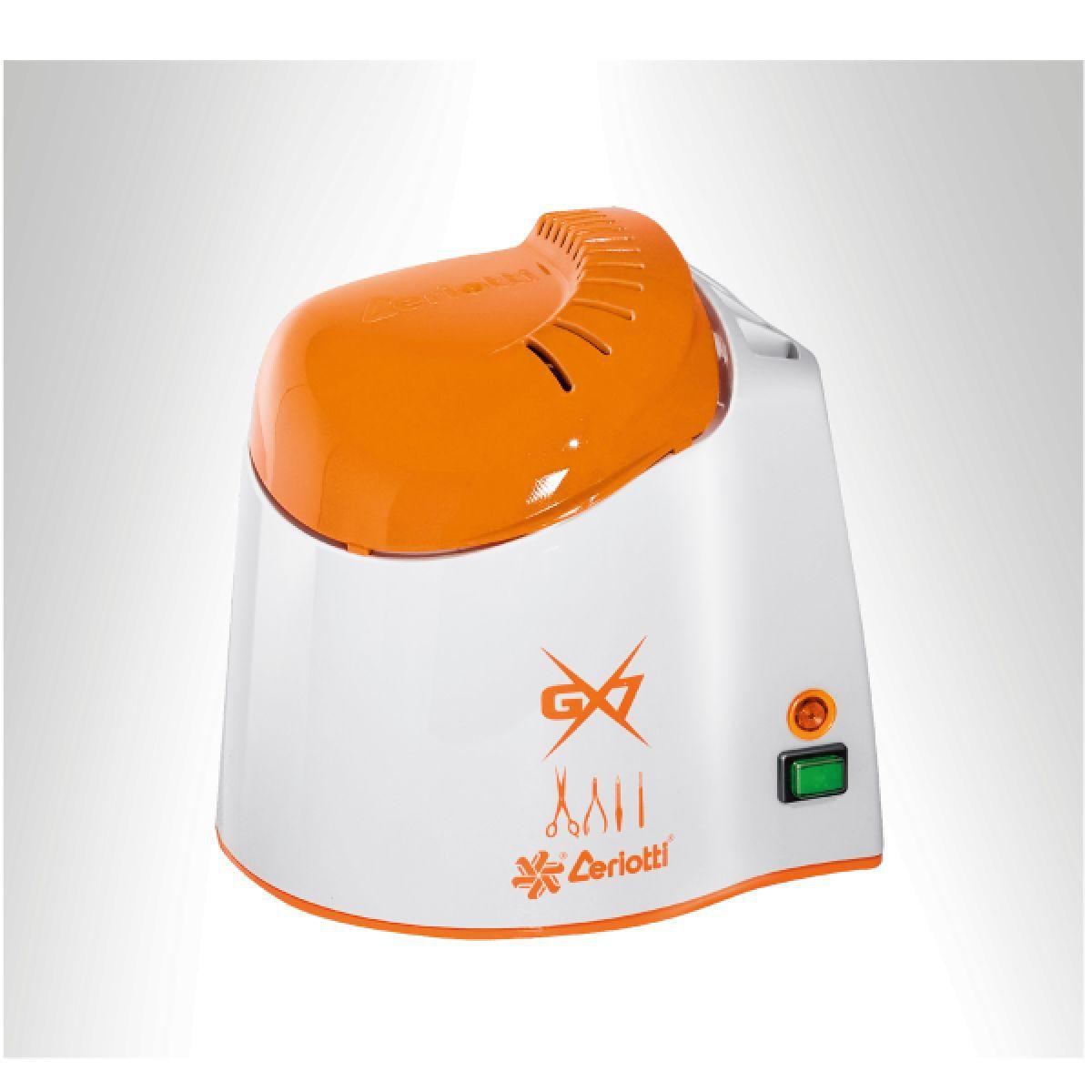 Ceriotti GX 7 - tepelný sterilizátor s kremičitými guličkami, teplota 250 ºC