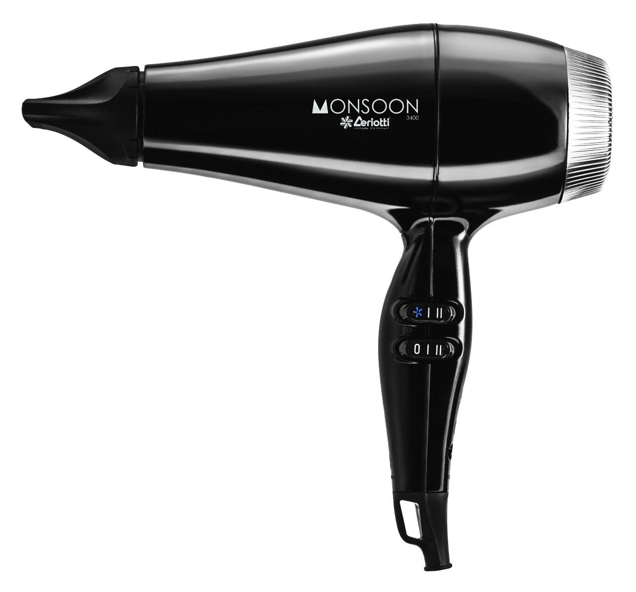 Ceriotti MONSOON 3400 - profesionální vysoušeč vlasů