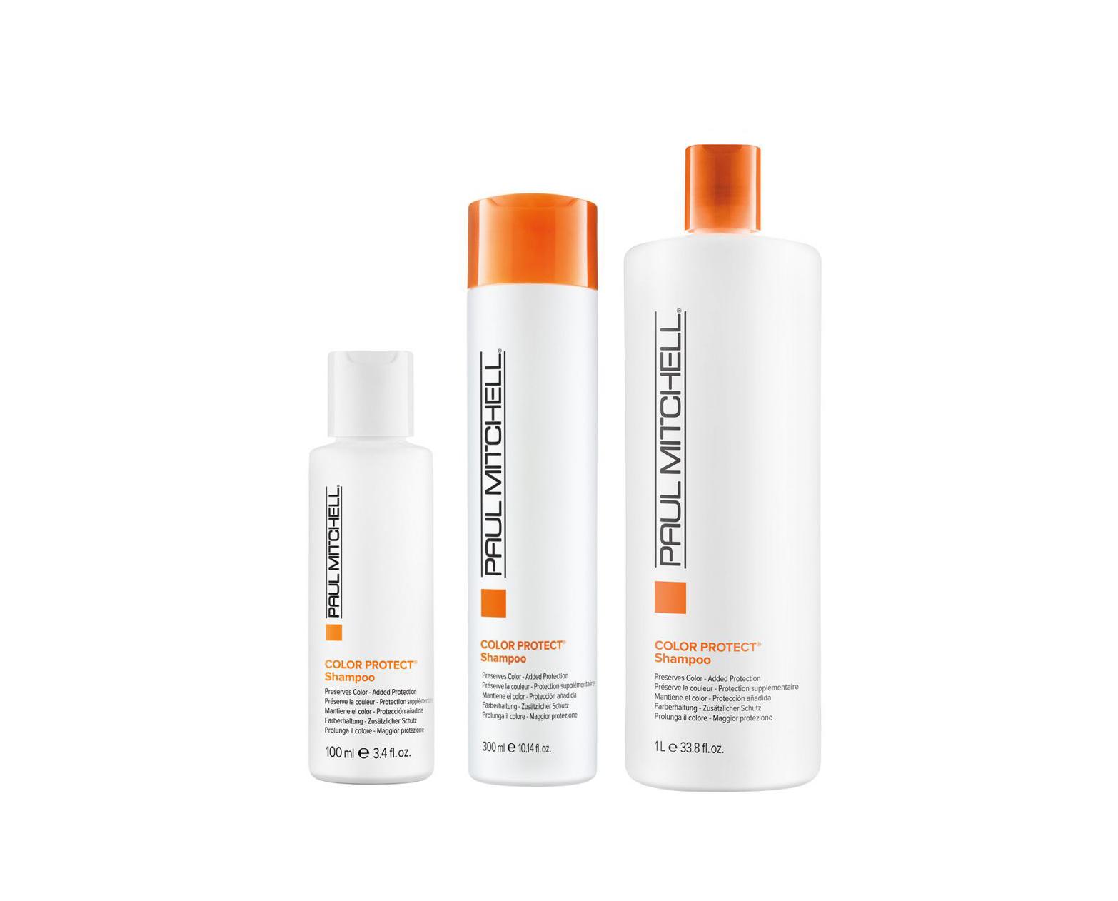 Paul Mitchell Color Protect Shampoo - šampón pre farbené vlasy