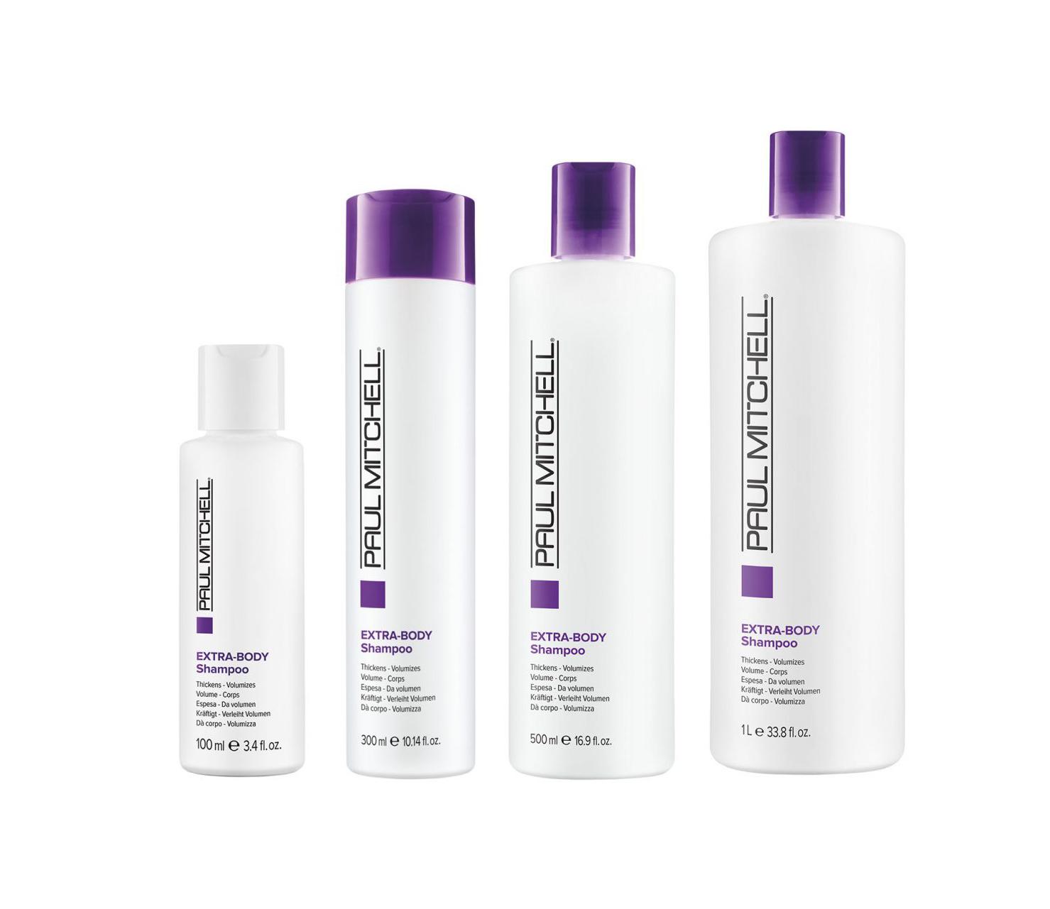 Paul Mitchell Extra-Body Shampoo - šampon pro objem vlasů