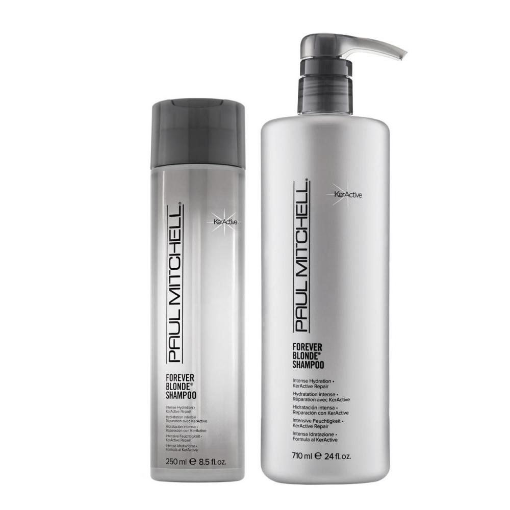 Paul Mitchell Forever Blonde Shampoo - šampon pro blond vlasy