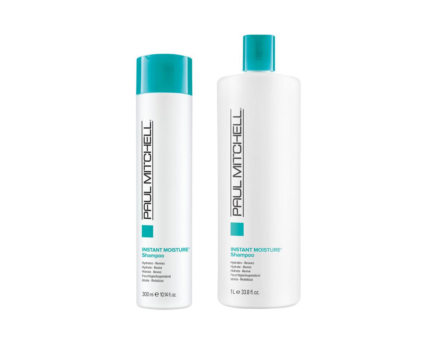 Paul Mitchell Instant Moisture Shampoo - hydratačný šampón pre suché vlasy
