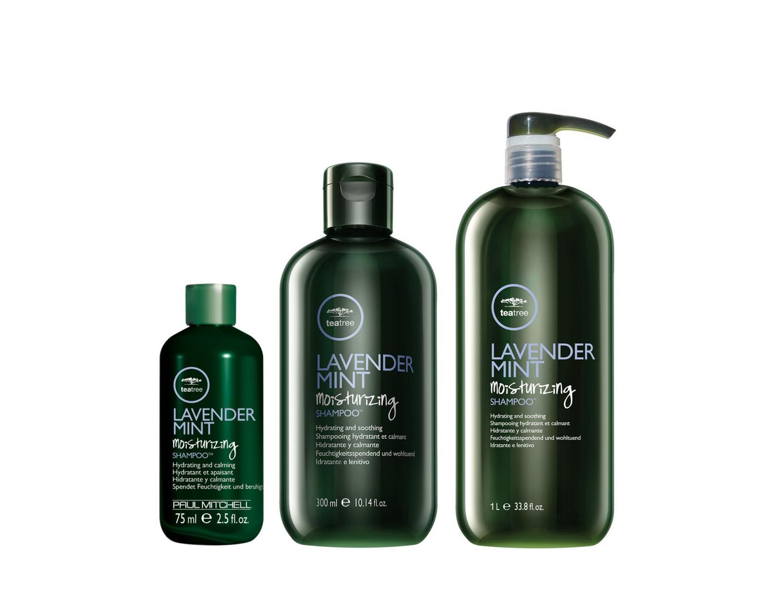 Paul Mitchell Lavender Mint Moisturizing Shampoo - šampon pro suché vlasy