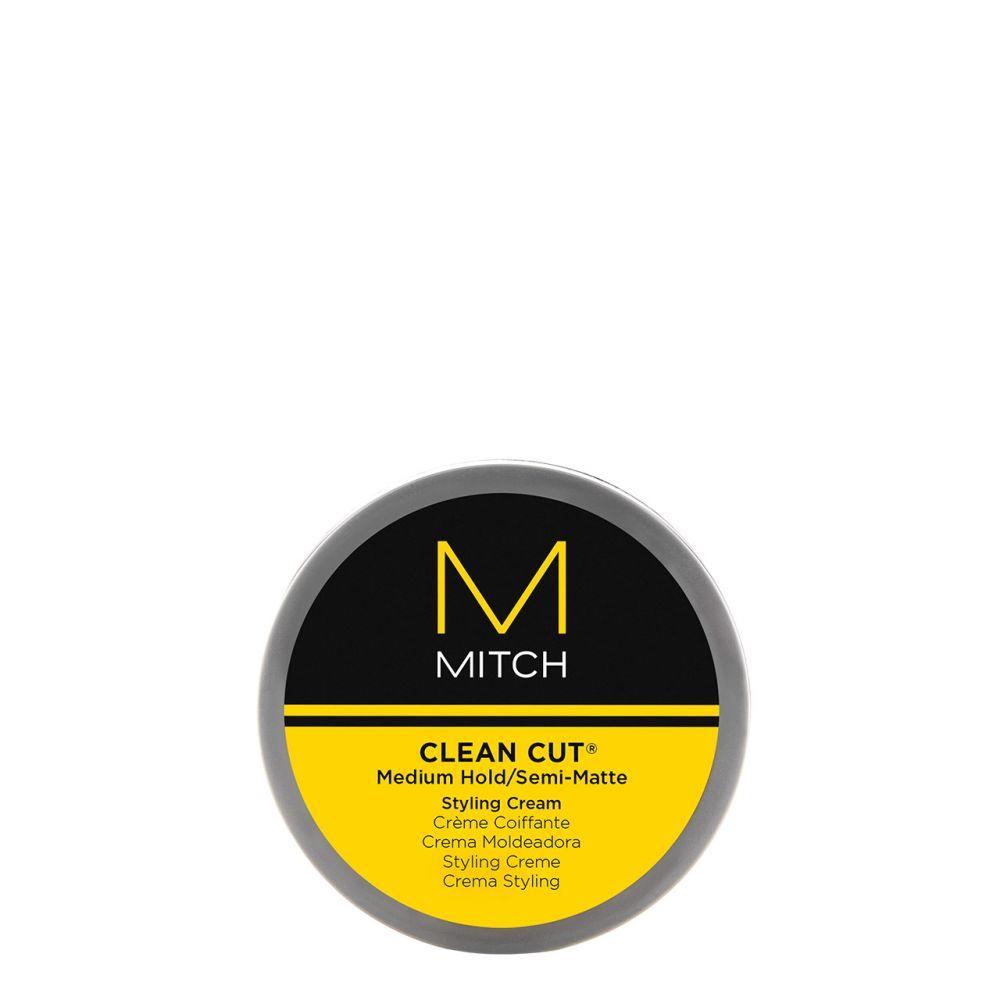 Paul Mitchell MITCH Clean Cut - stylingový krém pro střední fixaci, 85g