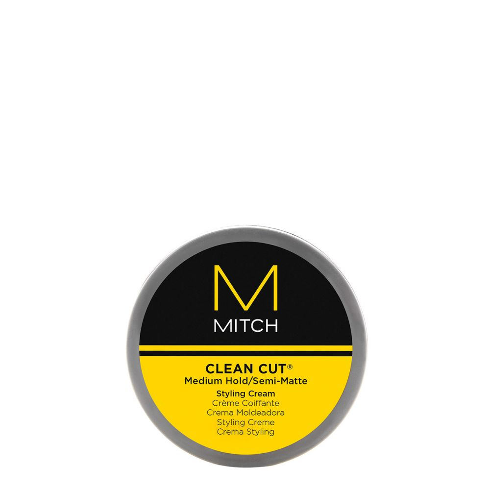 Paul Mitchell MITCH Clean Cut - stylingový krém pre strednú fixáciu, 85g