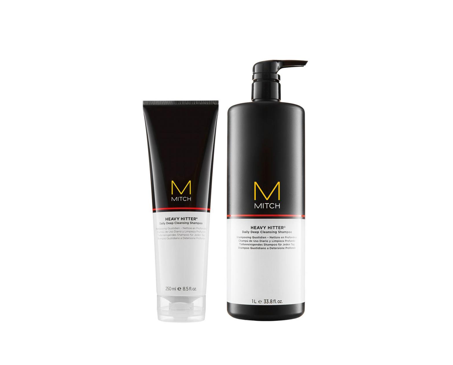 Paul Mitchell MITCH Heavy Hitter - hloubkový čistící šampon pro muže