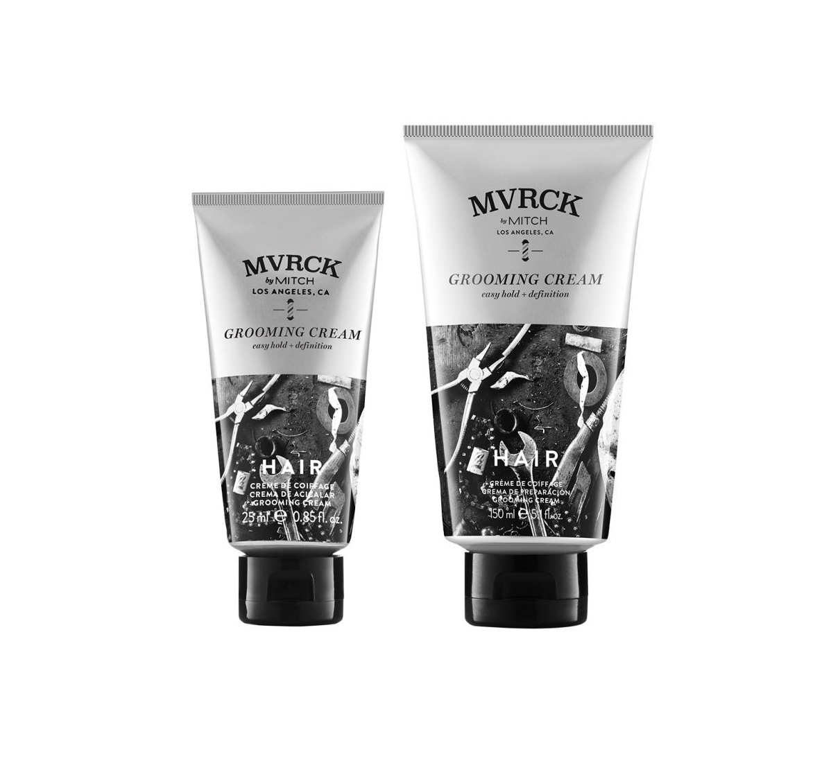 Paul Mitchell MVRCK Grooming Cream - stylingový krém na vlasy so slabou fixáciou