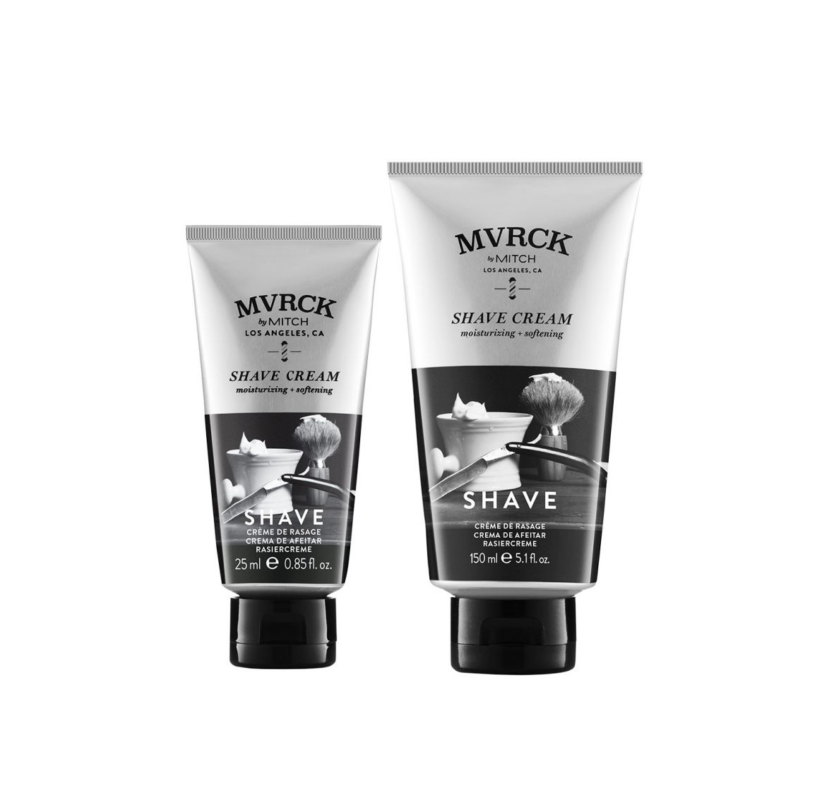 Paul Mitchell MVRCK Shave Cream - krém na holení