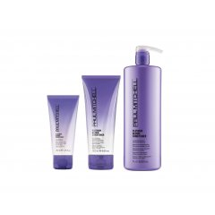 Paul Mitchell Platinum Blonde Conditioner - kondicionér pro blond a šedivé vlasy