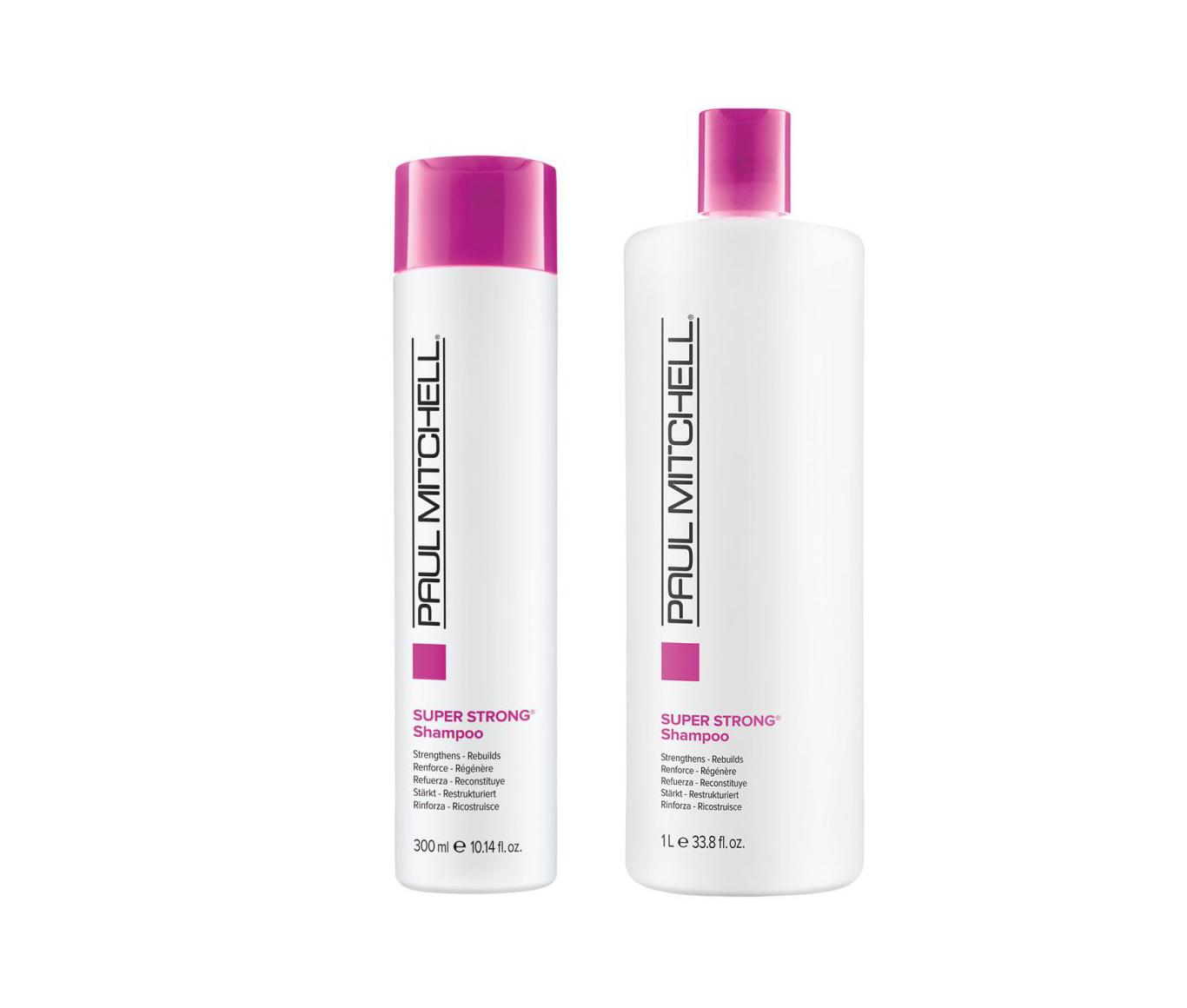 Paul Mitchell Super Strong Shampoo - posilující šampon