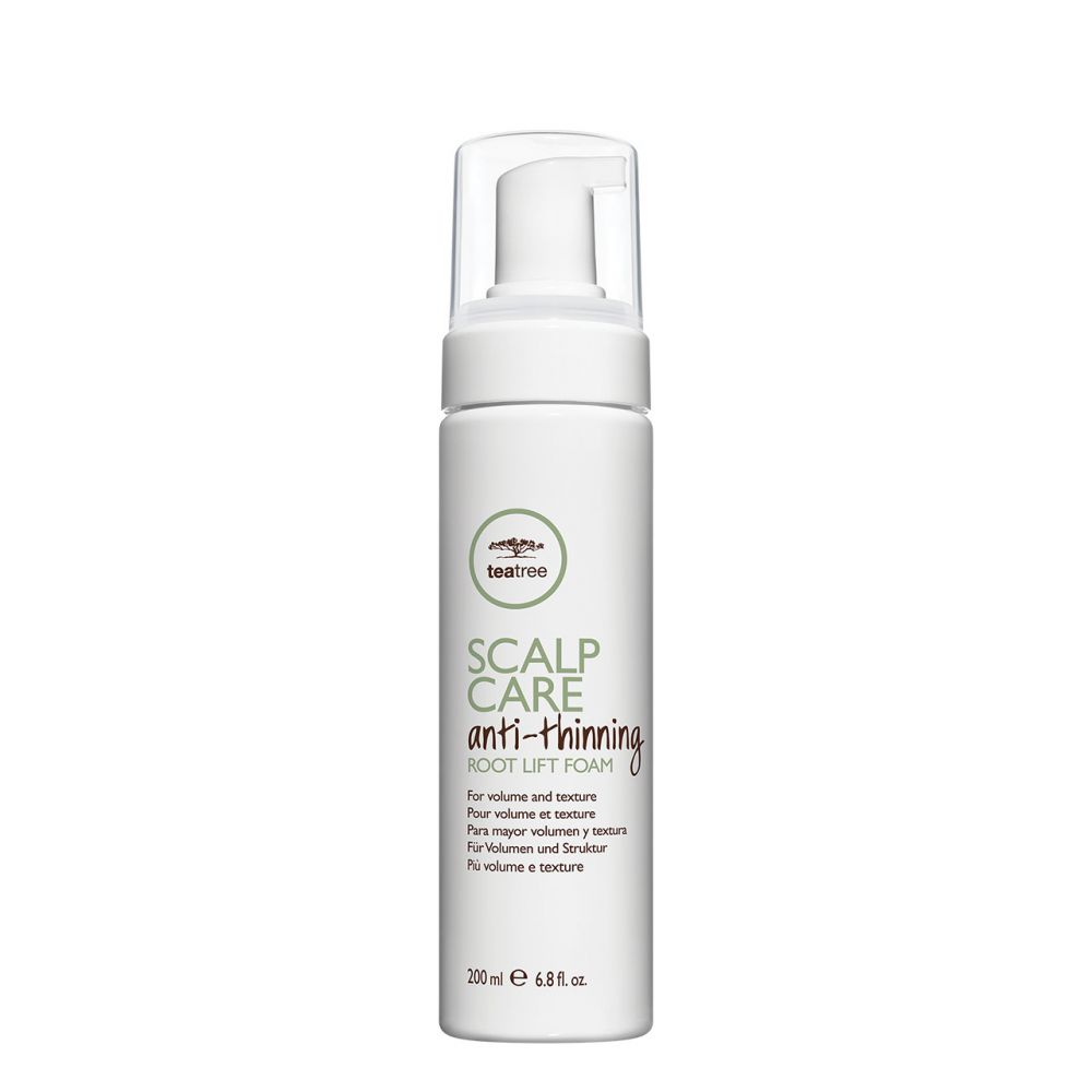 Paul Mitchell Tea Tree Anti-Thining Root Lift Foam - objemová pěna ve spreji, 200 ml
