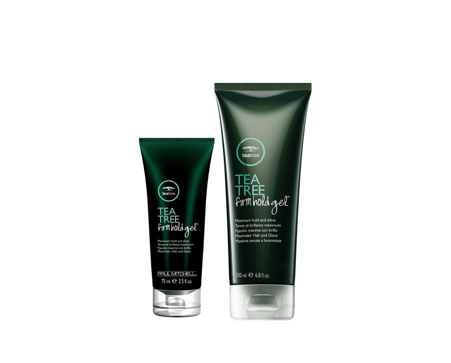 Paul Mitchell Tea Tree Firm Hold Gel - gél so silnou fixáciou