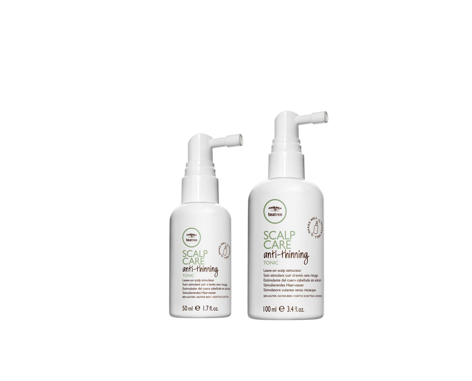 Paul Mitchell Tea Tree Scalp Care Anti-Thining Tonic - tonikum na vlasovú pokožku