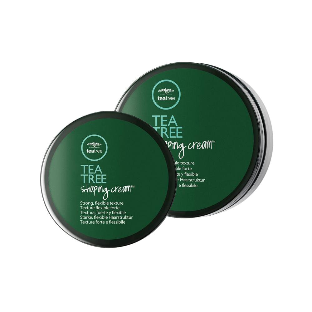 Paul Mitchell Tea Tree Shaping Cream - stylingový krém pre matný vzhľad