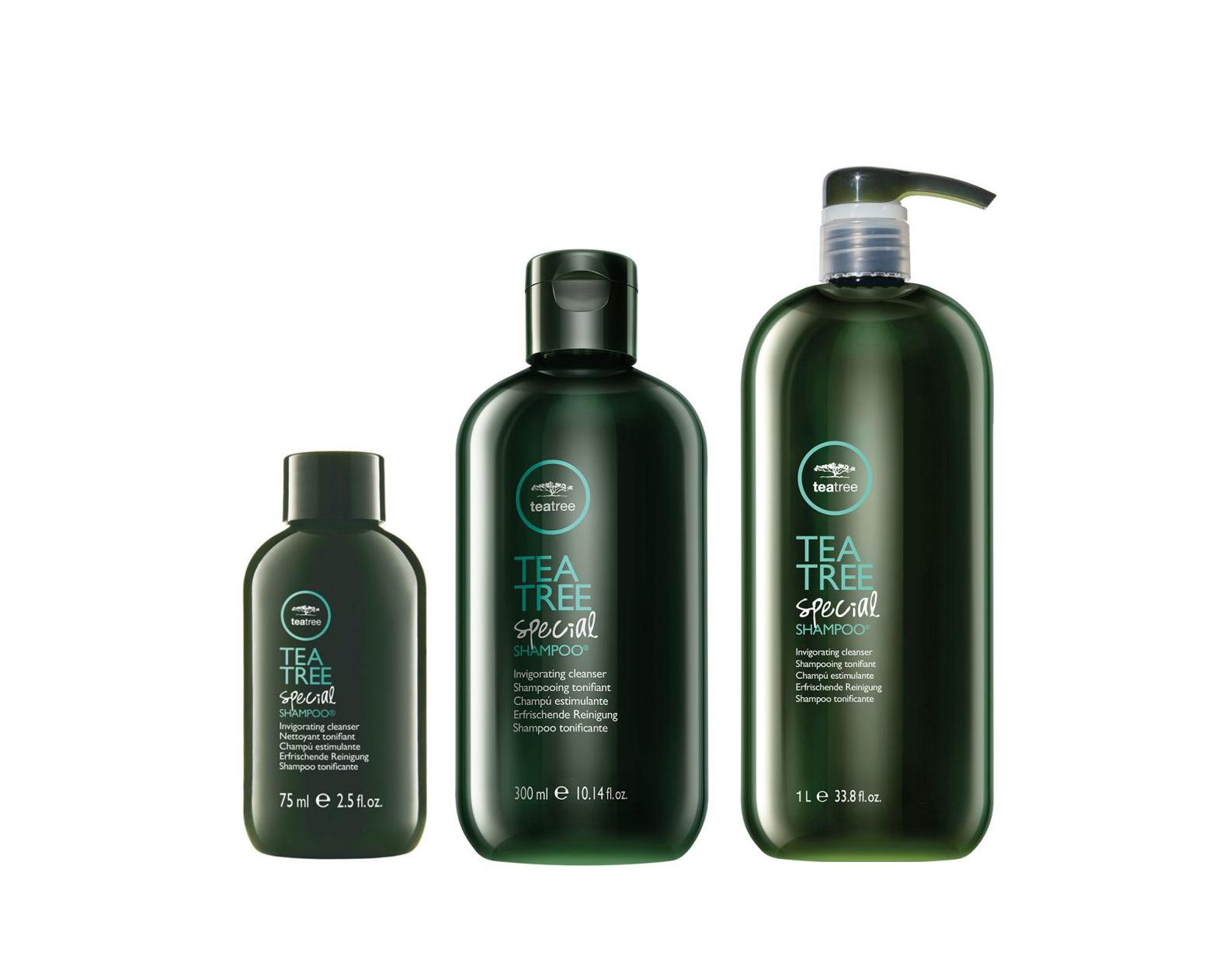 Paul Mitchell Tea Tree Special Shampoo - osviežujúci šampón