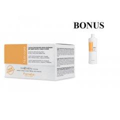 AKCIA: Fanola Nutri care Lotion - hydratačné ampule bez oplachovania, 12x12 ml + Fanola Nutri Care výživný šampón, 1000 ml