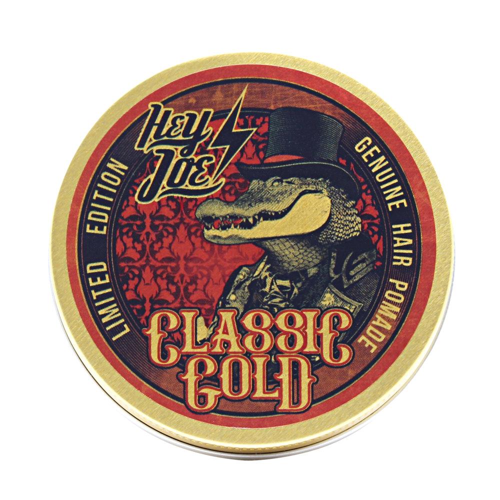Hey Joe! Hair pomade Classic gold - pomáda so strednou fixáciou, 100 ml