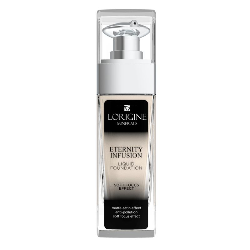 Lorigine Eternity Infusion Liquid Foundation - zmatňujúci Make-up, 30 ml