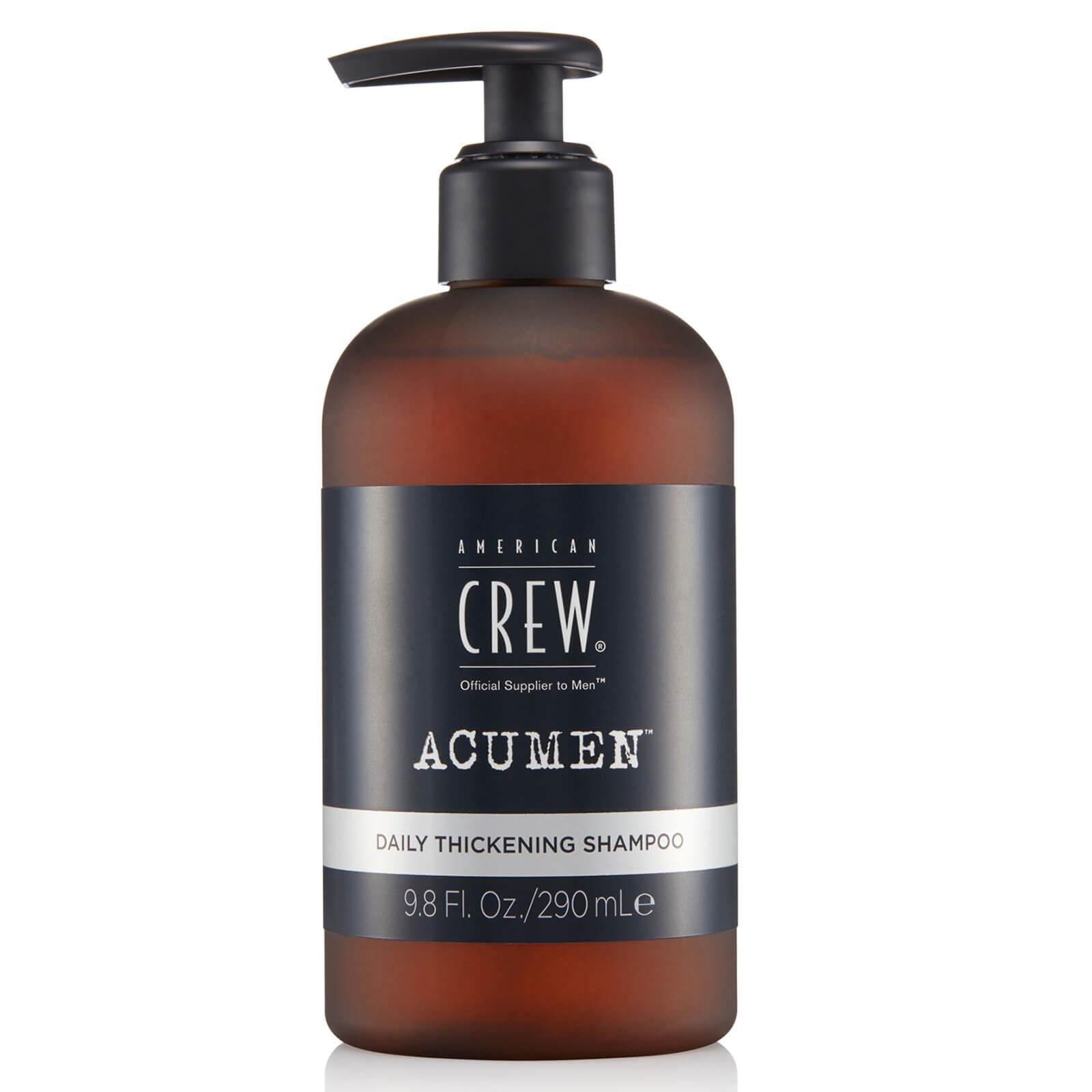 American Crew Recovery Thickening Shampoo - šampón na objem a hydratáciu, 290 ml
