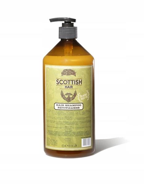 Scottish Shampoo - revitalizační šampon na vlasy, 1000 ml