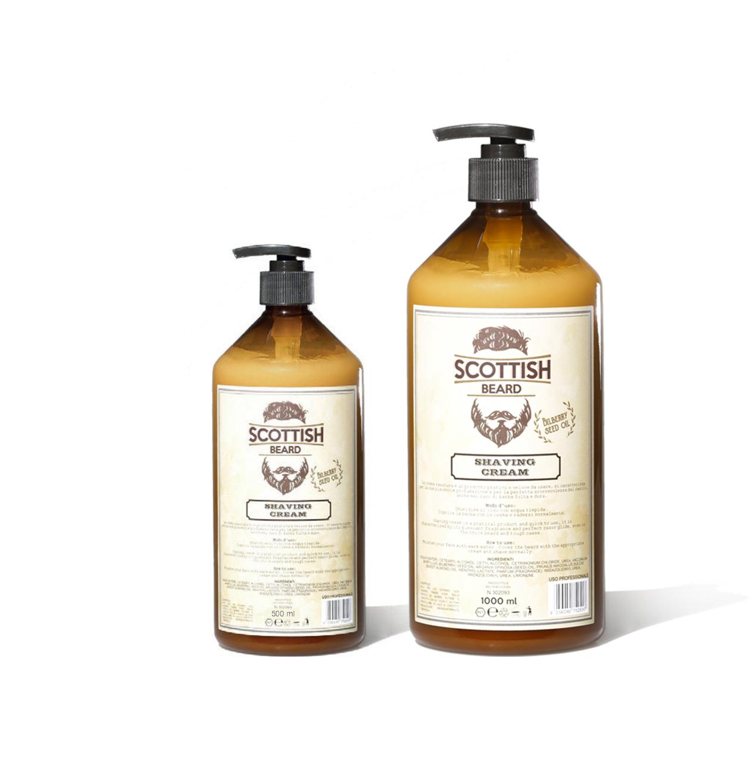 Scottish Shaving Cream - hydratačný krém na holenie