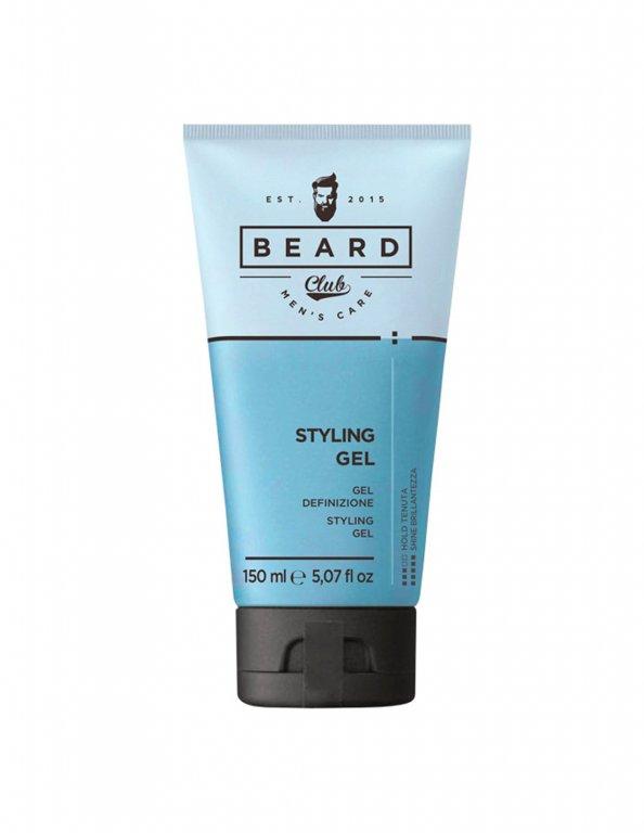 Beard Club Styling gel - stylingový gél, 150 ml