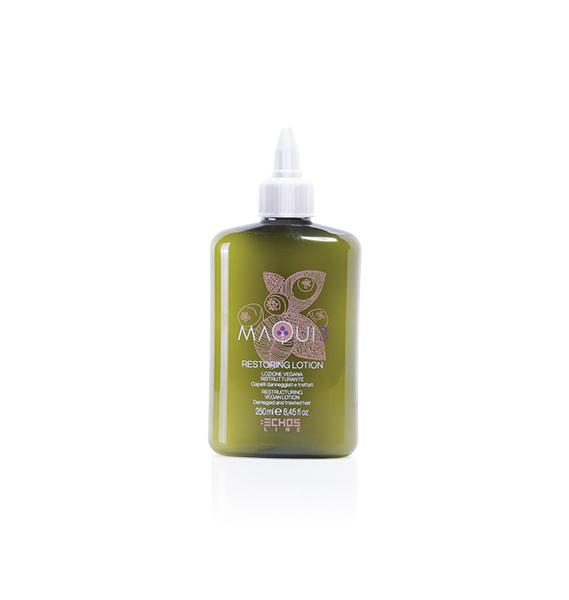 Echosline Maqui 3 Restoring Lotion - obnovujúci lotion pre poškodené a chemicky ošetrené vlasy, 250 ml