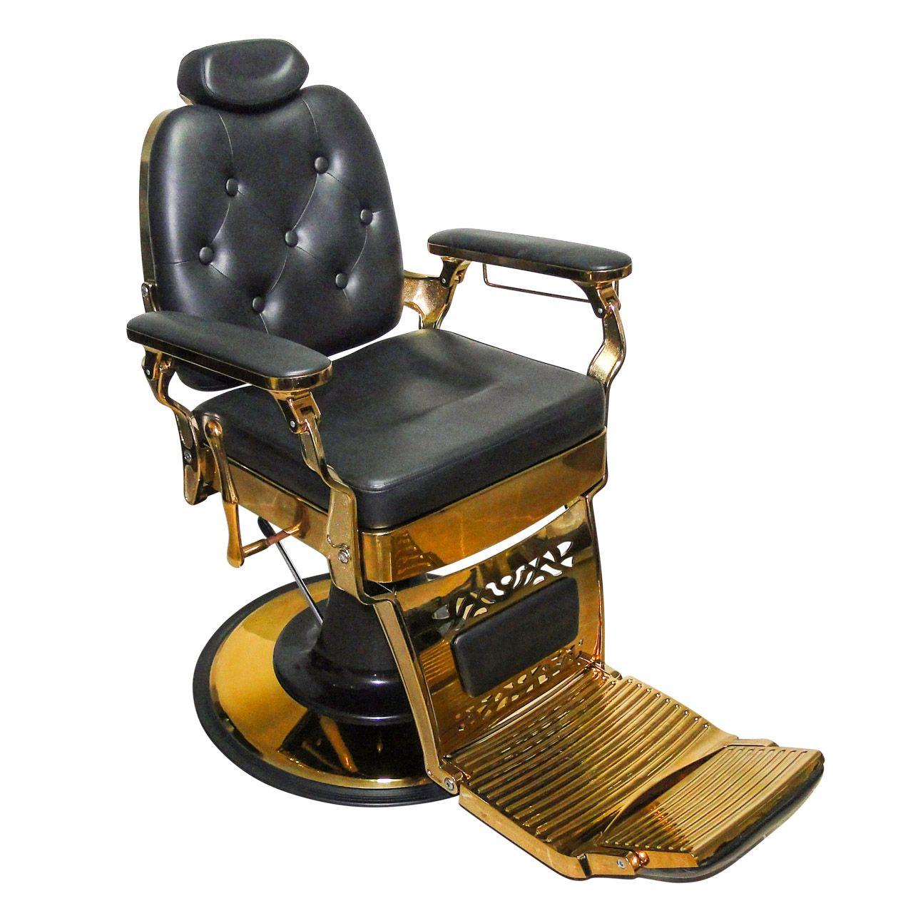 ItalPro - barber kreslo Condor Gold