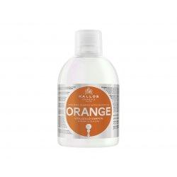 Kalos kjmn ORANGE - vyživující-hydratační šampon, 1000 ml