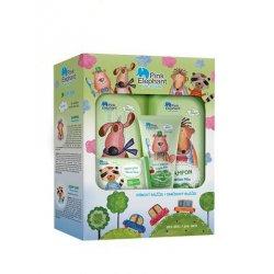 Pink Elephant - dárkový balíček pro chlapce