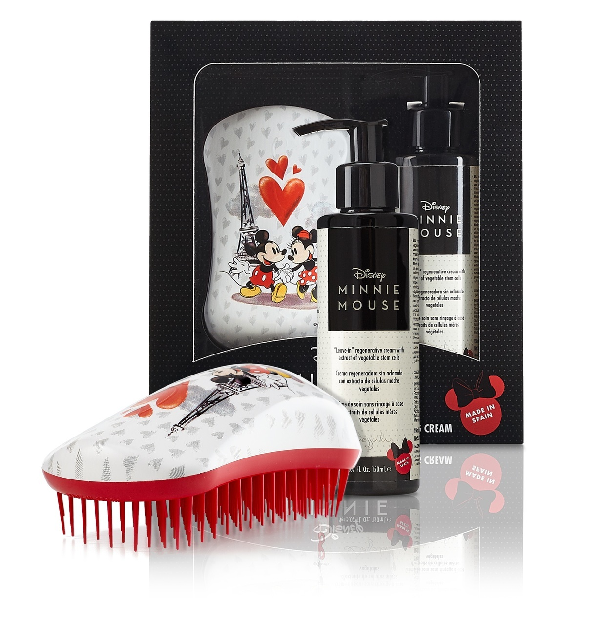Dessel Kit Mickey & Minnie - speciální sada na rozčesávání vlasů