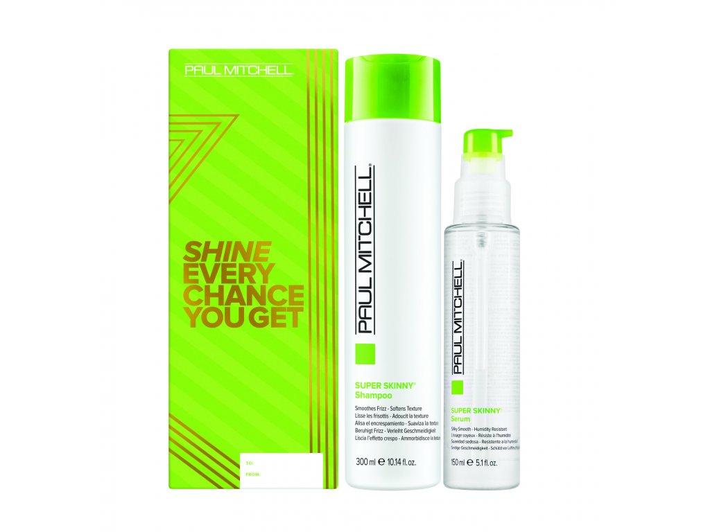 Paul Mitchell Smoothing Duo - uhlazující šampon, 300ml + uhlazující sérum, 150ml