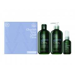 Paul Mitchell Tea Tree Hydrating Trio - šampón pre suché vlasy, 300ml + kondicionér pre suché vlasy, 300ml + hydratačný kondicionér v spreji, 75ml