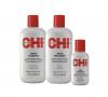 Vánoční balení: CHI infra Transmit Trio Kit - šampon, 355 ml + kondicionér, 355 ml + regenerační komplex, 59 ml