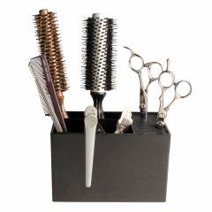 Scissor & accessorie stand 4998 - bezpečný stojan na kadernícke náradie