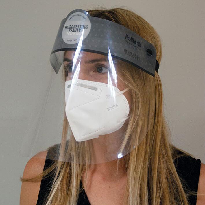 Eurostil - 07212 ochranný štít na tvár