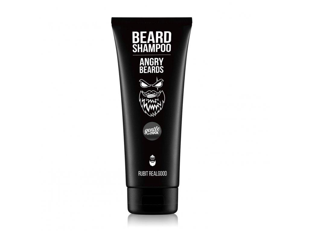 Angry Beards - Beard Shampoo - Šampón na bradu, 250ml